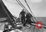 Image of yachts English Channel, 1951, second 34 stock footage video 65675070977