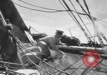 Image of yachts English Channel, 1951, second 39 stock footage video 65675070977