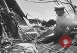 Image of yachts English Channel, 1951, second 42 stock footage video 65675070977