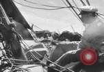 Image of yachts English Channel, 1951, second 44 stock footage video 65675070977