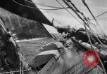 Image of yachts English Channel, 1951, second 53 stock footage video 65675070977