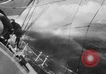 Image of yachts English Channel, 1951, second 58 stock footage video 65675070977
