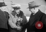 Image of train of gifts New York City USA, 1949, second 23 stock footage video 65675070978