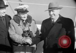 Image of train of gifts New York City USA, 1949, second 26 stock footage video 65675070978