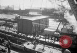 Image of train of gifts New York City USA, 1949, second 32 stock footage video 65675070978
