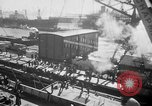 Image of train of gifts New York City USA, 1949, second 35 stock footage video 65675070978
