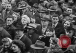 Image of train of gifts New York City USA, 1949, second 50 stock footage video 65675070978