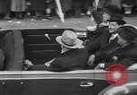 Image of train of gifts New York City USA, 1949, second 53 stock footage video 65675070978