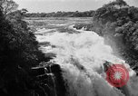 Image of dam under construction United States USA, 1956, second 1 stock footage video 65675070983