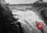 Image of dam under construction United States USA, 1956, second 4 stock footage video 65675070983