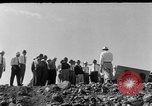 Image of dam under construction United States USA, 1956, second 8 stock footage video 65675070983