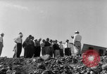 Image of dam under construction United States USA, 1956, second 10 stock footage video 65675070983