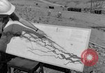 Image of dam under construction United States USA, 1956, second 11 stock footage video 65675070983