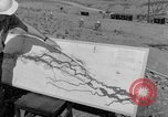 Image of dam under construction United States USA, 1956, second 12 stock footage video 65675070983