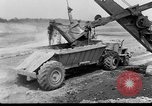 Image of dam under construction United States USA, 1956, second 17 stock footage video 65675070983