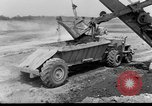 Image of dam under construction United States USA, 1956, second 18 stock footage video 65675070983