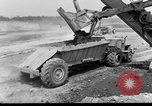 Image of dam under construction United States USA, 1956, second 19 stock footage video 65675070983