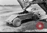 Image of dam under construction United States USA, 1956, second 20 stock footage video 65675070983