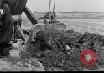 Image of dam under construction United States USA, 1956, second 29 stock footage video 65675070983