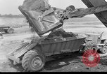 Image of dam under construction United States USA, 1956, second 33 stock footage video 65675070983