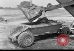 Image of dam under construction United States USA, 1956, second 34 stock footage video 65675070983