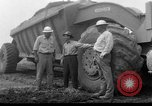 Image of dam under construction United States USA, 1956, second 36 stock footage video 65675070983