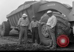 Image of dam under construction United States USA, 1956, second 39 stock footage video 65675070983