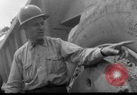 Image of dam under construction United States USA, 1956, second 45 stock footage video 65675070983