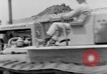Image of dam under construction United States USA, 1956, second 51 stock footage video 65675070983