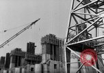 Image of dam under construction United States USA, 1956, second 61 stock footage video 65675070983