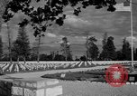 Image of anniversary of D-Day Normandy France, 1945, second 19 stock footage video 65675070996