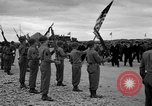 Image of anniversary of D-Day Normandy France, 1945, second 2 stock footage video 65675070997