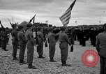 Image of anniversary of D-Day Normandy France, 1945, second 6 stock footage video 65675070997