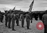 Image of anniversary of D-Day Normandy France, 1945, second 8 stock footage video 65675070997
