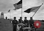 Image of anniversary of D-Day Normandy France, 1945, second 14 stock footage video 65675070997