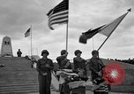 Image of anniversary of D-Day Normandy France, 1945, second 15 stock footage video 65675070997