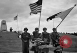 Image of anniversary of D-Day Normandy France, 1945, second 16 stock footage video 65675070997
