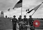 Image of anniversary of D-Day Normandy France, 1945, second 17 stock footage video 65675070997