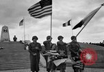 Image of anniversary of D-Day Normandy France, 1945, second 18 stock footage video 65675070997