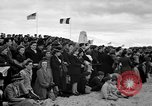 Image of anniversary of D-Day Normandy France, 1945, second 19 stock footage video 65675070997