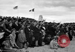 Image of anniversary of D-Day Normandy France, 1945, second 20 stock footage video 65675070997