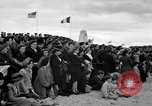 Image of anniversary of D-Day Normandy France, 1945, second 22 stock footage video 65675070997