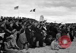 Image of anniversary of D-Day Normandy France, 1945, second 23 stock footage video 65675070997