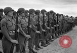 Image of anniversary of D-Day Normandy France, 1945, second 30 stock footage video 65675070997