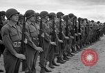 Image of anniversary of D-Day Normandy France, 1945, second 31 stock footage video 65675070997