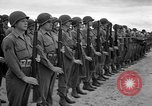 Image of anniversary of D-Day Normandy France, 1945, second 32 stock footage video 65675070997