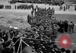 Image of anniversary of D-Day Normandy France, 1945, second 50 stock footage video 65675070997