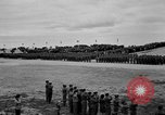 Image of anniversary of D-Day Normandy France, 1945, second 54 stock footage video 65675070997
