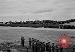 Image of anniversary of D-Day Normandy France, 1945, second 55 stock footage video 65675070997