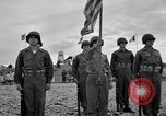 Image of anniversary of D-Day Normandy France, 1945, second 57 stock footage video 65675070997